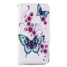 For Samsung S9 Plus J2 Pro A8 2018 Case Wallet PU Leather Flip Magnetic Cover