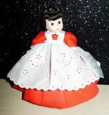 MADAME ALEXANDER JO 413 DOLL LITTLE WOMEN 1980s  WITH BOX  LOVELY 7.5""