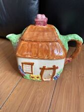 More details for wadeheath cottage teapot 1930s