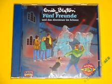 *CD* Fünf Freunde 59 - …und das Abenteuer im Schnee * EUROPA * NEU & OVP *