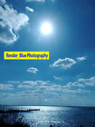 ❤️ DIGITAL PICTURE WALLPAPER FREE SHIPPING BRIGHT BLUE SPARKLING WATER AND SUN❤️