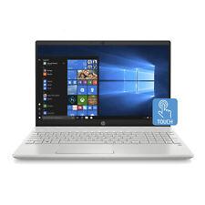 HP Pavilion 15-cs Laptop Intel i5-8265U 256GB SSD 8GB 15.6 FHD Touch (Renewed)
