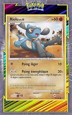 Riolu - Platine - 91/127 - Carte Pokemon Neuve Française
