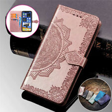 For iPhone 12 Pro Max 11 8/7/6 Plus Xr Leather Magnetic Wallet Cards Case Cover