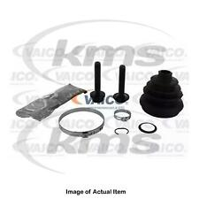 New VAI Driveshaft CV Boot Bellow Kit V10-6375 Top German Quality