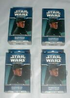 4 Disney Star Wars The Card Game Force Pack Darkness & Light