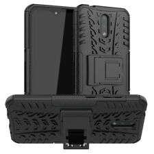 For Nokia 2.3 Case Rugged Dual-Layer Hybrid Shockproof Kickstand Back Cover