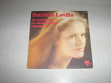 PATRICIA LAVILA 45 TOURS FRANCE JACQUES BREL