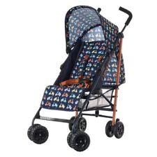 Poussette de promenade bleus pour bébé dès la naissance