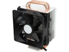 Cooler Master Hyper T2 - Compact CPU Cooler with Dual Looped Direct Contact Heat