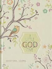 NEW A Little God Time: Devotional Journal by Belle City Gifts