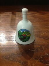 Collectible Decorative Ceramic Bell From The State Of Missouri