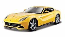 BBURAGO 1/24 DISPLAY FERRARI RACE & PLAY F12 BERLINETTA DIE-CAST CAR 26521 YL