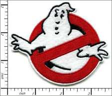 20 Pcs Embroidered Iron on patches Ghostbusters Appliques 8.8x7.5cm AP021eB