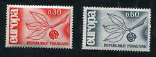 Série FRANCE neufs TB** YT n° 1455 + 1456 - EUROPA - 1965