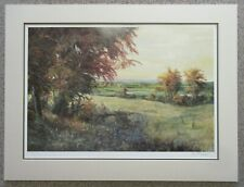 Dorothea Buxton Hyde, Golden Days - Signed Landscape Limited Edition Print