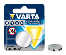 Lithium-Batterie Varta 3V CR2032 (1 Stück)