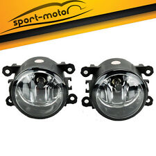 for Honda CRV Pilot Acura ILX RDX TSX Subaru Replacement Clear Fog Lights PAIR