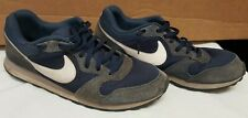 Nike MD Runner 2 (749794-410) Blue White Athletic Shoes Men Size 15