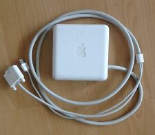 Apple DVI to ADC adaptateur complet + Câble d'alimentation très bon état
