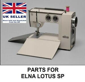 Original Elna Lotus SP Sewing Machine Replacement Repair Parts