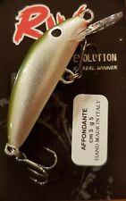 Leurres Poisson Nageur truite Real Winner RW Evolution Coulant 5cm 4Gr