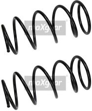 2 x MAXGEAR FAHRWERKSFEDER SPIRALFEDER SET VORNE FORD 3856746