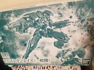 BANDAI HG 1/144 MOBILE REGINLAZE STANDARD TYPE Model Kit Gundam IBO P-Bandai