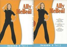 Ally McBeal: Season 2.2 Collection -Digipack- [3 DVDs] -- Calista Flockhart, Cou