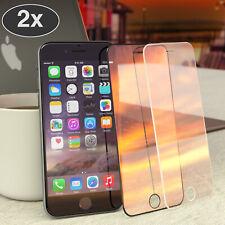 2xFür iPhone 8 7 6, 8 Plus Panzerfolie Displayschutz Glas Schutzglas Schutzfolie