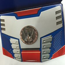 Transformers Masterpiece MP-24 STAR SABER Commemorative Medal Coin Collectible