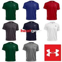 Under Armour UA 1228539 Tech Soft Lightweight Heatgear T-Shirt Stay Cool & Dry