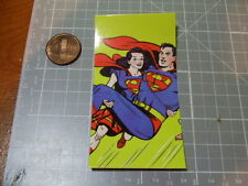 SUPERPOWERS GLOSSY Sticker/ Decal Bumper Stickers Skateboard NEW