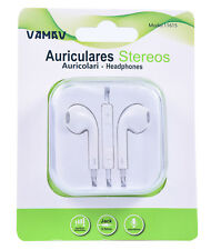 Auriculares con Cable Jack 3.5 para Samsung iPhone Huaweii Sony LG Universal