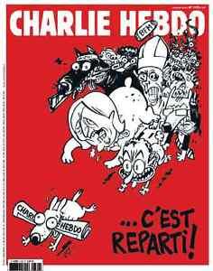 journal / Charlie Hebdo n°1179 du 25/02/2015