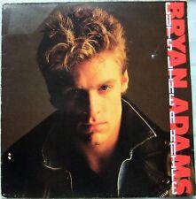 Cuts Like a Knife - Bryan Adams; Vinyl LP (A&M Records - AMLH 64919)