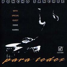 Poncho Sanchez - Para Todos [New CD]