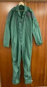 RAF Flying Suit Mk 16A Green Size 11 Aircrew Coverall Excellent condition
