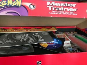 Pokemon Listing #2 Master Trainer 2001 Replacement pieces