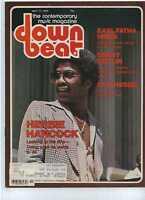Down Beat May 17 1979 Herbie Hancock Earl Hines MBX13