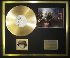 CD GOLD DISC BY U2 THE BEST OF PHOTO / PIC RECORD