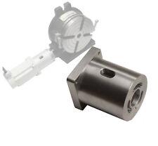 Schrittmotor Adapterflansch für Rundtische Teilapparat 150mm HV-4  HV-6  Vertex
