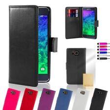 Fundas con tapa Para Samsung Galaxy Grand de piel sintética para teléfonos móviles y PDAs