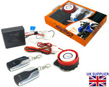 Easy Fit Alarm Motorbike Scooter Trike Quad Bike Anti Theft Security Very Loud