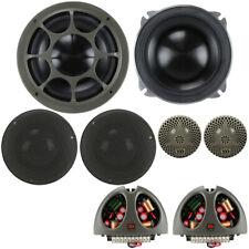 "Morel Elate 503 5-1/4"" 3-Way Component Car Audio Speaker System Comp 5.25"" NEW"