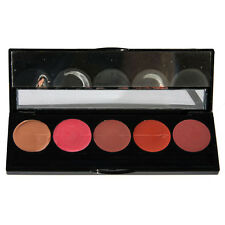 Professional Lipstick Palette Warm, with 5 Colour, by Masquerade