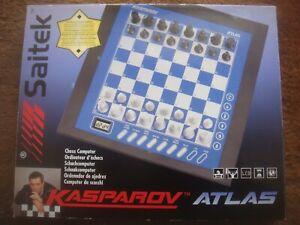 Saitek Kasparov Chess Atlas  Electronic Spare Replacement Playing Pieces