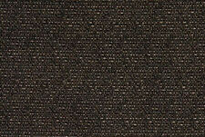 Vintage Black & Gold Fabric for Speaker Grill Cloth - Antique Radio Grille