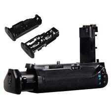 Vertical Multi-power Battery Grip Holder for Canon 7D Mark II 7DII SLR as BG-E16