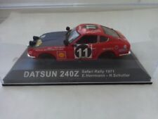 Coche de automodelismo y aeromodelismo Datsun